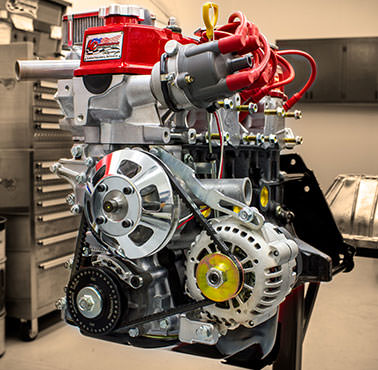R Series Engine Specifications