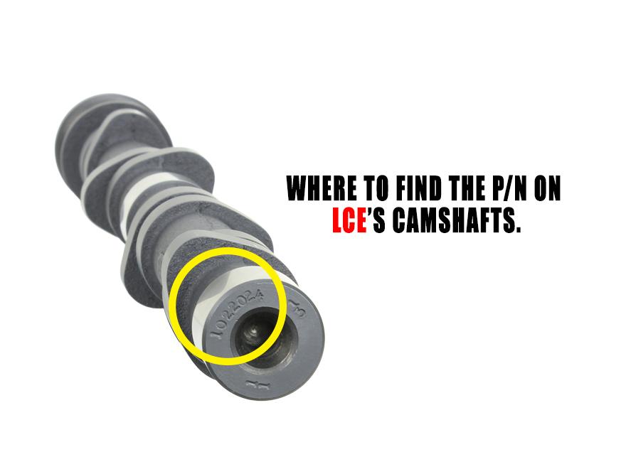 EFI Pro Camshaft 22RE/RET