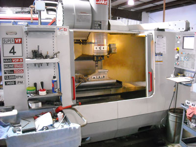 Haas CNC Large