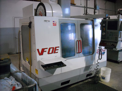 Hass CNC VF