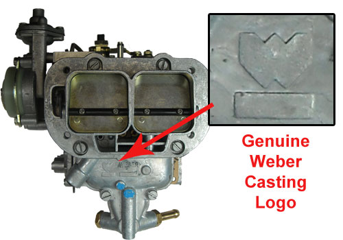LC ENGINEERING Weber Carbs